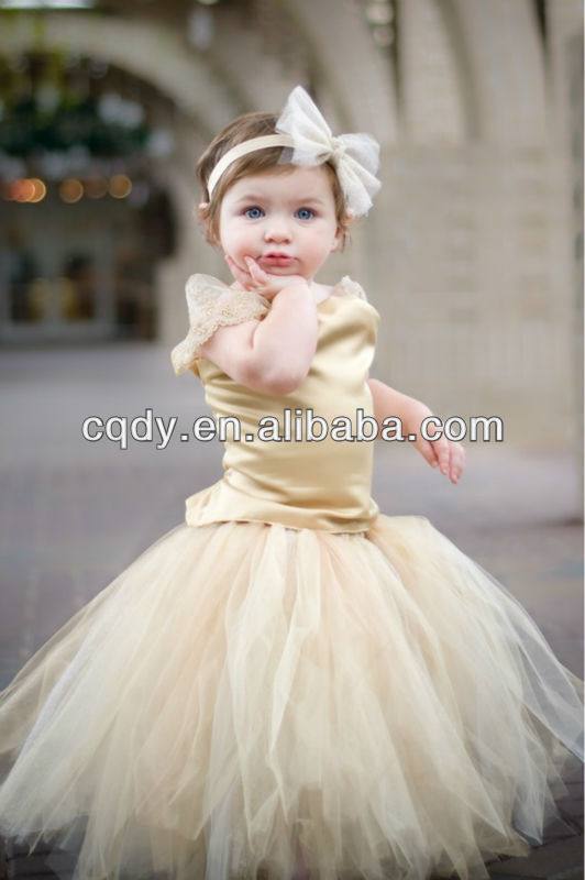 robe enfant de ceremonie